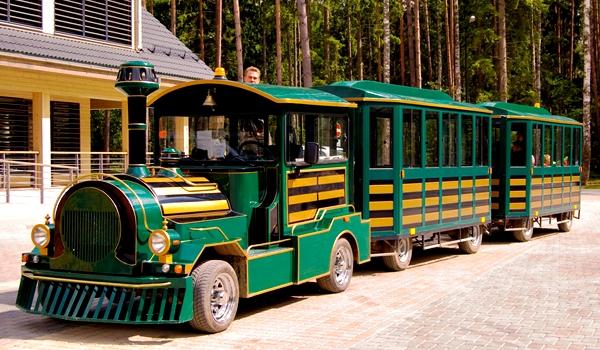Este verano el Tren Txu Txu llega a Zumaia