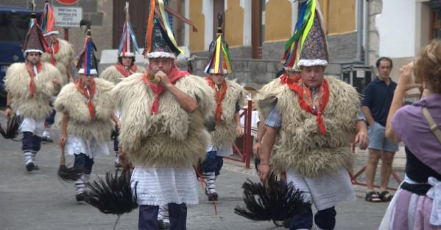 Euskal Jaia – Fiesta Vasca en Zumaia, Guipuzcoa