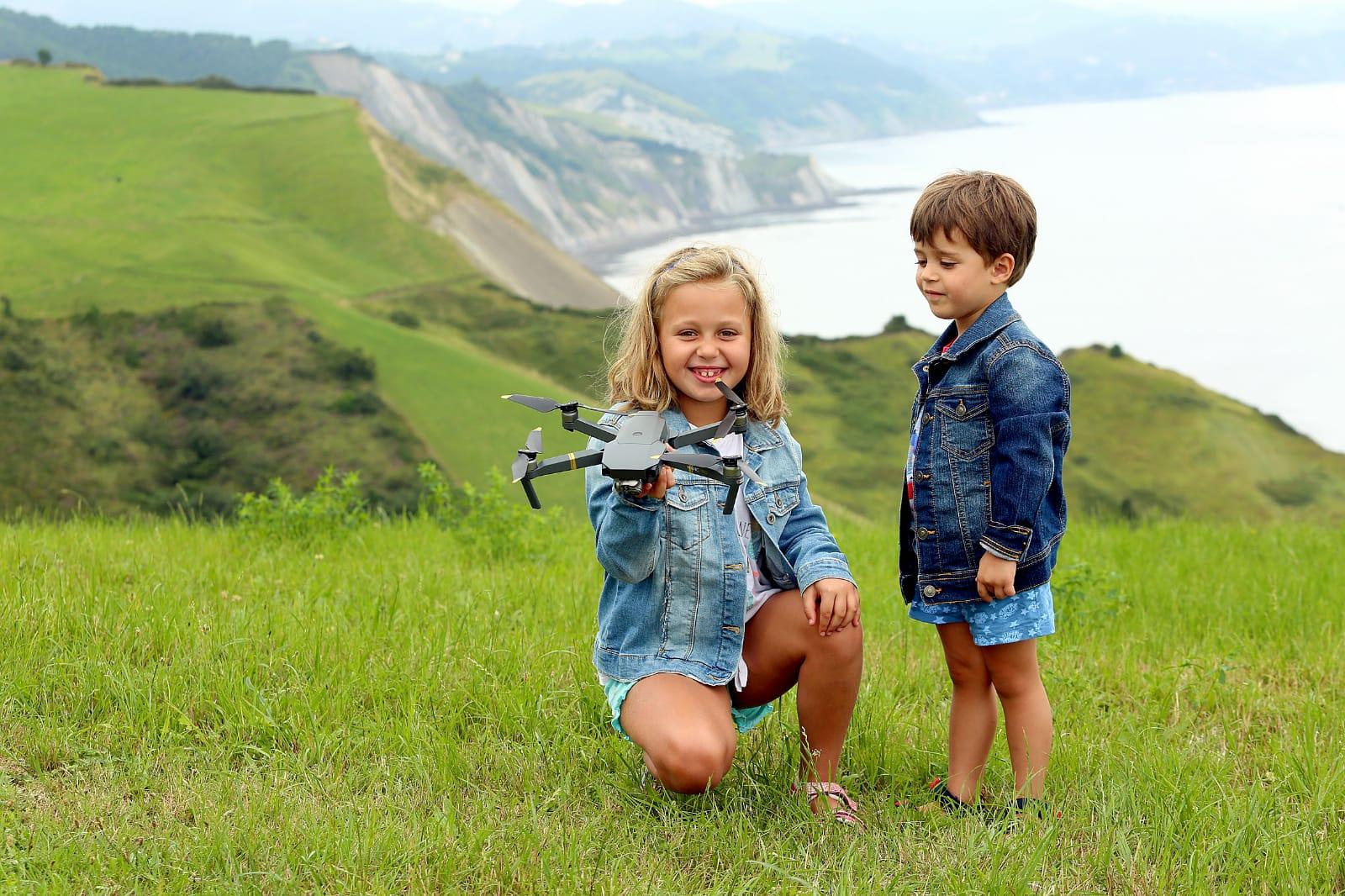 Experiencias con Dron, Agroturismo Santa Klara